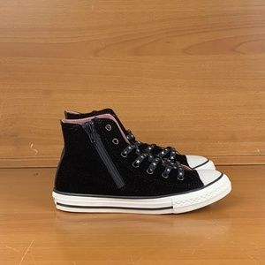 Converse Chuck Taylor Side Zipper (Youth)